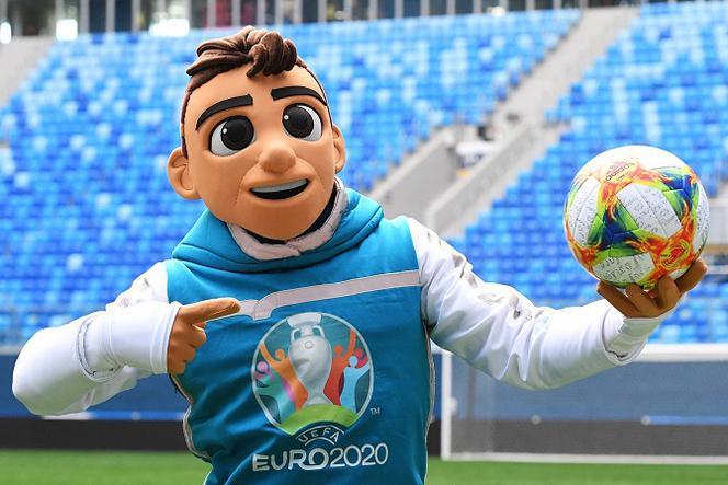 Maskotka Euro 2020